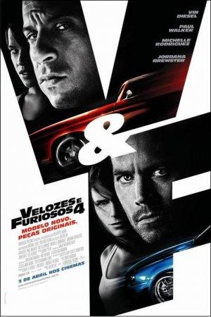 Fast & Furious 464x696