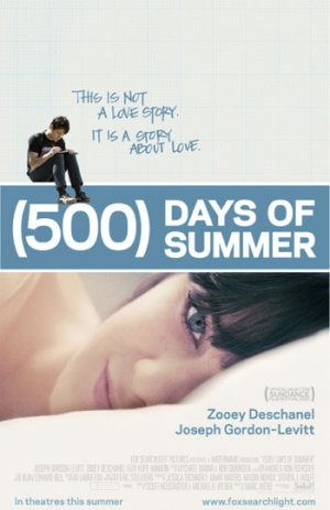 (500) Days of Summer 350x540