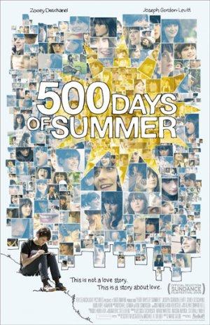 (500) Days of Summer 350x540