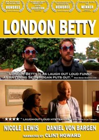 London Betty poster