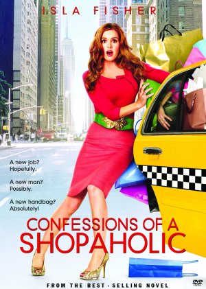 Confessions of a Shopaholic Dvd cover