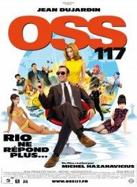OSS 117 - Er selbst ist sich genug poster