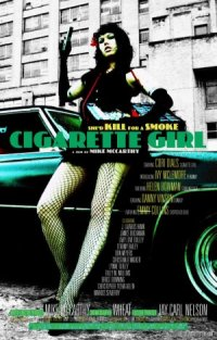 Cigarette Girl poster