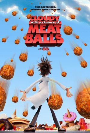 Cloudy with a Chance of Meatballs 689x1024