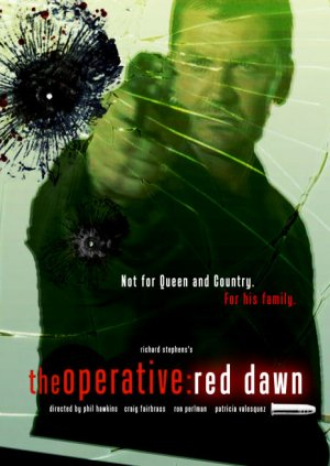 The Operative: Red Dawn Poster