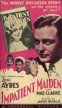 The Impatient Maiden poster