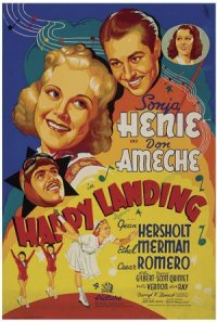 Happy Landing poster