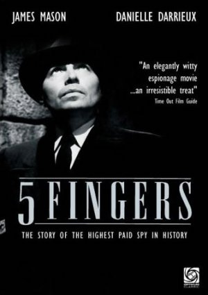 5 Fingers 335x475