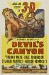 Devil's Canyon poster