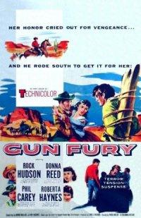 Gun Fury poster