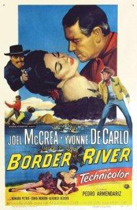 Border River poster