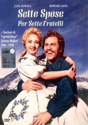Seven Brides for Seven Brothers 709x1000