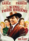The King and Four Queens Cover
