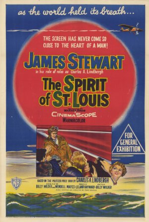 The Spirit of St. Louis 580x862