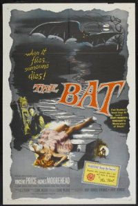 The Bat poster