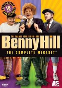 Benny Hill poster