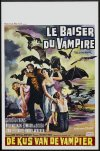 The Kiss of the Vampire Poster