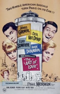 The Art of Love poster