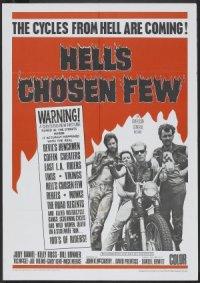 Hells Chosen Few poster
