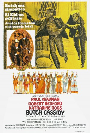 Butch Cassidy and the Sundance Kid 2050x3000