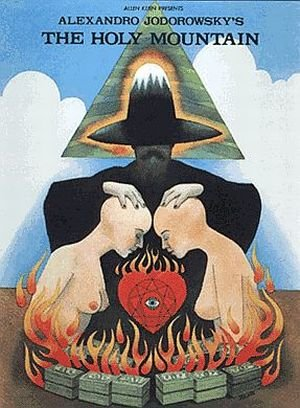 The Holy Mountain Poster