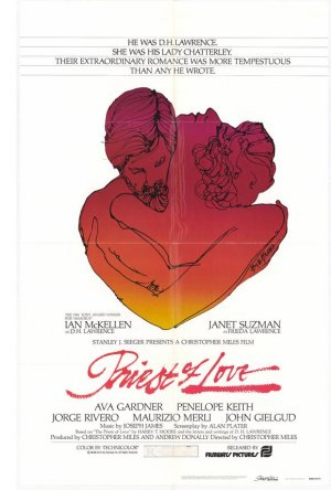 Priest of Love Poster