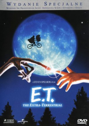 E.T. the Extra-Terrestrial 1005x1430