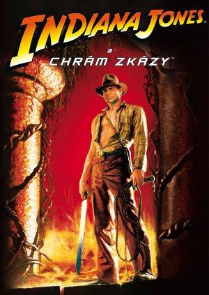 Indiana Jones and the Temple of Doom 600x846