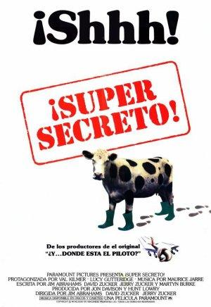 Top Secret! 580x842