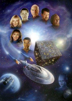 Star Trek: The Next Generation 1285x1812