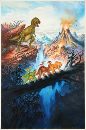The Land Before Time 502x754