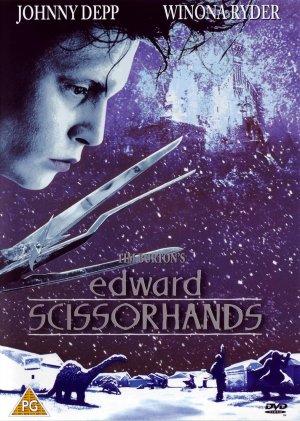 Edward Scissorhands 712x1000