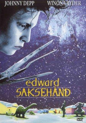 Edward Scissorhands 559x800