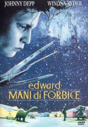 Edward Scissorhands 560x800