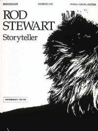 Rod Stewart: Storyteller 1984-1991 poster