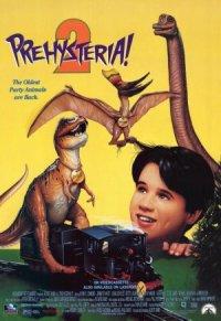 Prehysteria! 2 poster