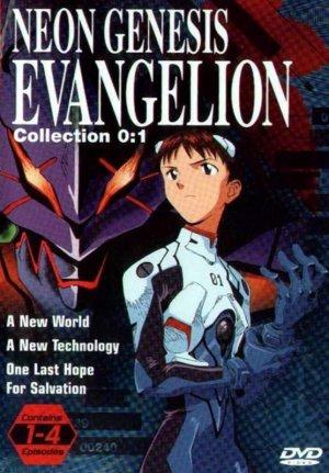 Shin Seiki Evangerion 556x799