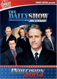 The Daily Show poster