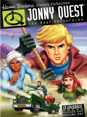 The Real Adventures of Jonny Quest 1648x2232