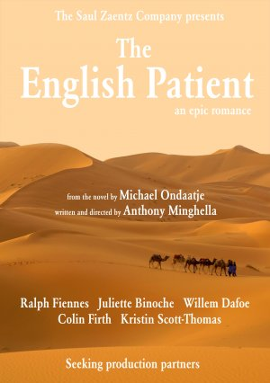 The English Patient 2051x2910