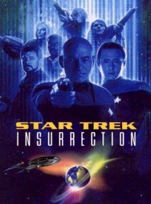 Star Trek: Insurrection 590x800
