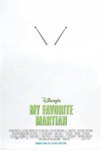 My Favorite Martian poster