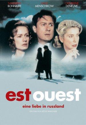 Est-Ouest - Eine Liebe in Rußland 1428x2068