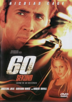 Gone in Sixty Seconds 1409x2001
