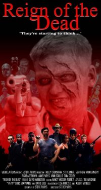 Reign of the Dead poster