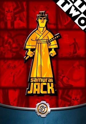 Samurai Jack 694x999