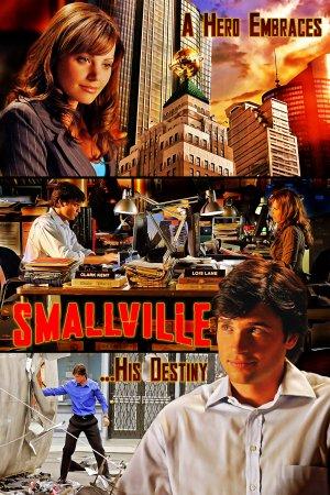 Smallville 2000x3000