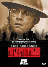 The Lost Battalion poster