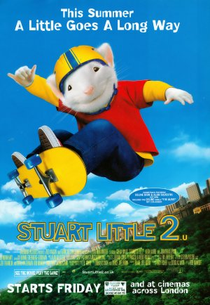 Stuart Little 2 1382x1999