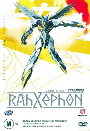 RahXephon 1496x2174